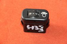 Mercedes W901 W902 W903 Sprinter - LWR Leuchtweiteregulierungsschalter Schalter