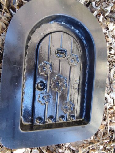 Plaster concrete fairy door abs plastic mold L@@K 5000 molds in my  store