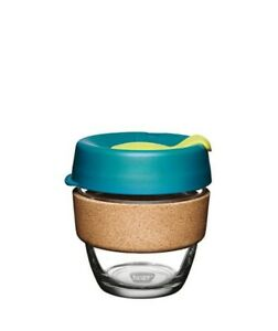 Glass-Keep-Cup-KeepCup-Brew-TURBINE-Reusable-Barista-Grade-Eco-Coffee