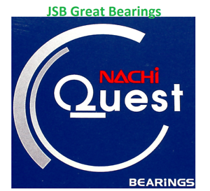 5210-2NS NACHI Japan double row angular 5210-2RS ball bearings 5210RS