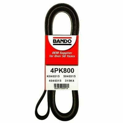 METRIC STANDARD 4PK960 Replacement Belt