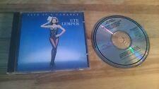 CD Pop Ute Lemper - Life Is A Cabaret (11 Song) CBS RECORDS