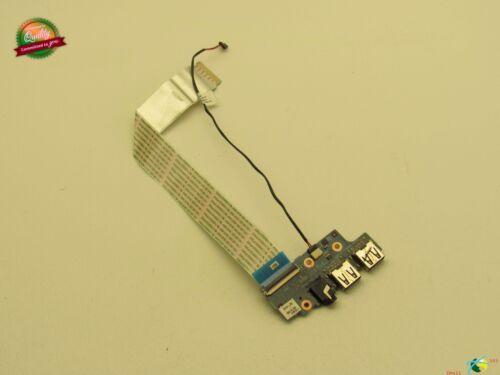 HP ENVY M7-j  Series Audio Jack USB Port Board W// Cable 6050A2549101