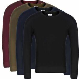 JACK-amp-JONES-Sweatshirt-Holmen-Sweat-Rundhals-Pullover-Sweat-S-bis-XXL-4-Farben