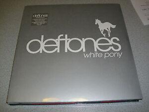 Deftones-White-Pony-2LP-Vinyl-Neu-amp-OVP-Gatefold-Sleeve
