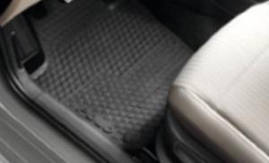 Genuine-Volkswagen-Polo-Rubber-Floor-Mats-Front-amp-Rear-Set-of-4-06-2009-10-2017