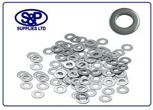 M4-TO-M20-A2-STAINLESS-STEEL-FLAT-WASHER-4mm-5mm-6mm-8mm-10mm-12mm-16mm-20mm