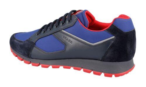 4e2932 Rouge Nouveaux Prada 5 Bleu 5 40 6 41 Chaussures Luxueux qIwHE4qS