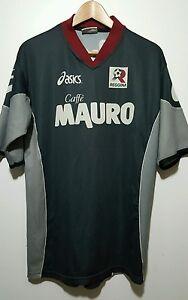 90 Camiseta Soccer Reggina Maglia Calcio Shirt Vintage Asics x8IUI1