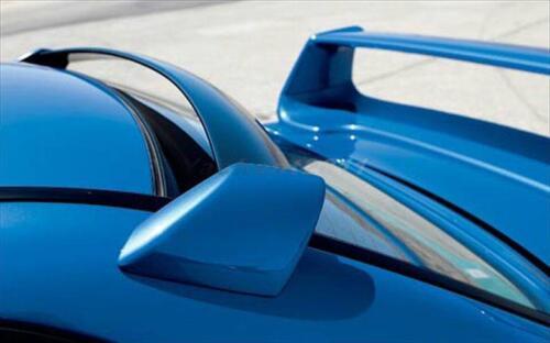FRP Rear Window Spoiler Wing for 02-07 Subaru Impreza GD WRX//STI 7-9th GDA GDB