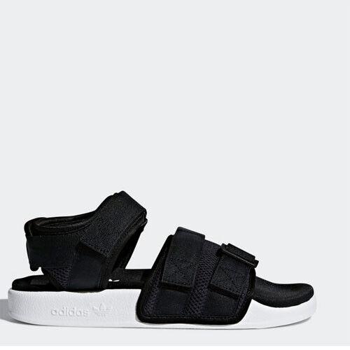 Adidas AC8583 femmes Pantoufles Sandals Sandales noir
