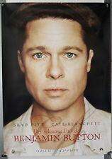 DS215 - Gerollt/KINOPLAKAT DER SELTSAME FALL DES BENJAMIN BUTTON Brad Pitt #2