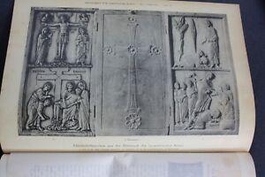 DéLicieux 1899... Art 7/diptychon Byzance Hanovre/dom Hildesheim 4-afficher Le Titre D'origine Emballage De Marque NomméE