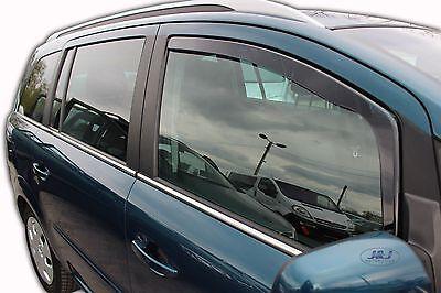J/&J AUTOMOTIVE Tapis DE Coffre Caoutchouc Premium Compatible avec Opel Zafira B 2005-2012