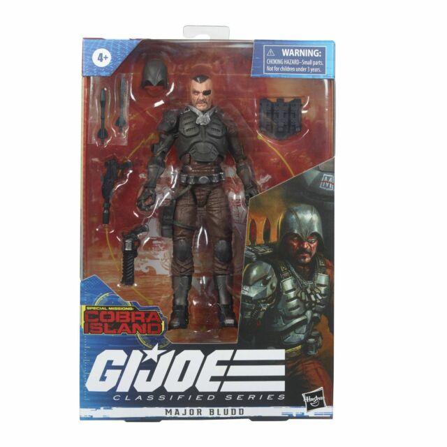 "🔥G.I. Joe Classified Series #27 Cobra Island Major Bludd 6"" Target🔥"