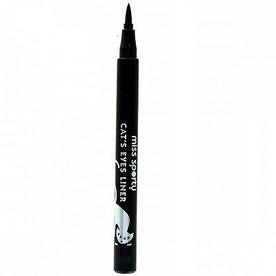 Miss Sporty Cat's Eyes Liner  004 Miaowww Green New