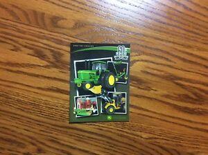 RARE-New-2005-John-Deere-Pocket-Ertl-Toy-Book