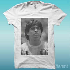 T-SHIRT-034-DIEGO-ARMANDO-MARADONA-034-BIANCO-THE-HAPPINESS-IS-HAVE-MY-T-SHIRT-NEW