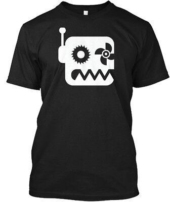 Og Botgrinder Head Hanes Tagless Tee T-Shirt