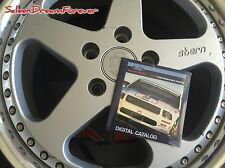 2009 FORD PERFORMANCE PARTS DIGITAL CATALOG FORD RACING GT MUSTANG BOSS FOCUS