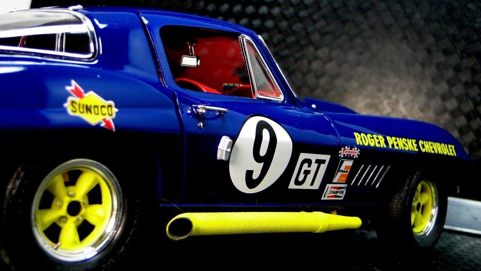 1. 1967 chevy corvette corvette wurde chevrolet 18 vintage - 25 rennwagen 24 modell 12