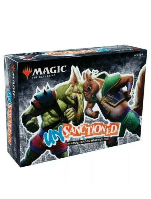 Magic the Gathering: Unsanctioned (Factory Sealed)