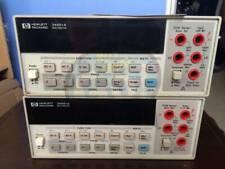 1pc Agilent Hp Keysight 34401a Digital Multimeter 65 Digit Tested