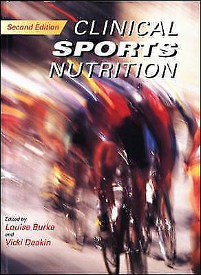 1 of 1 - Clinical Sports Nutrition-ExLibrary