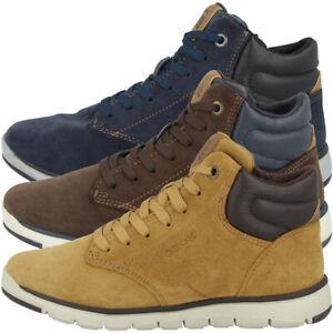 Details zu GEOX J Xunday B. A Jungen Boots Kinder Winter Schuhe Stiefeletten J843NA022BCC