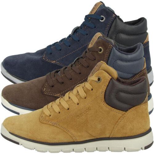 GEOX J Xunday B A Jungen Boots Kinder Winter Schuhe Stiefeletten J843NA022BCC
