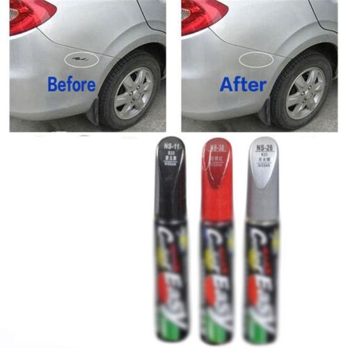 1 x diy car clear scratch remover touch up pens auto paint repair 1 x diy car clear scratch remover touch up pens auto paint repair pen brush silver ebay solutioingenieria Images