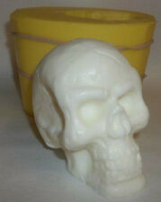 Skull Soap & Candle Mold