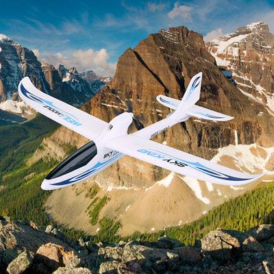 Wltoys F959 LED SKY-King RC Avion d'hélicoptère 3D Rolls+Télécommand 2.4G 3CH FR