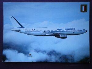 POSTCARD AIRBUS A300B2 AEROPLANE OF AIR FRANCE - Tadley, United Kingdom - POSTCARD AIRBUS A300B2 AEROPLANE OF AIR FRANCE - Tadley, United Kingdom