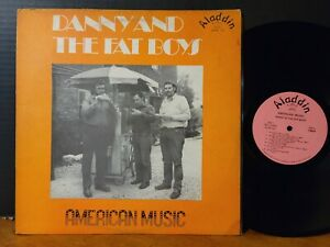 Danny Gatton - Danny And The Fat Boys - American Music Country Guitar Vinyl VG+!