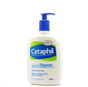 Cetaphil-cleanser