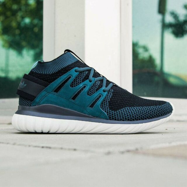 8e76cd937ef6 adidas Originals Shoes Shoes Tubular Primeknit Nova PK Mineral Blue ...