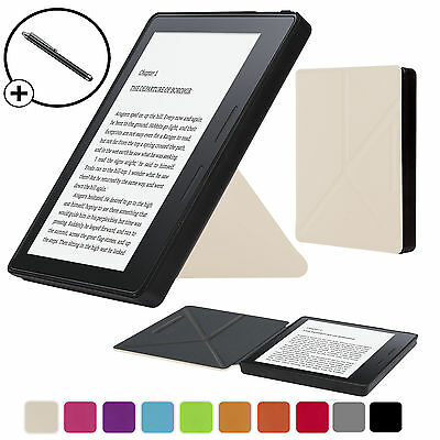 Forefront Cases White Origami Smart Case Cover Amazon Kindle Oasis 2016  Stylus 5056014526833 | eBay