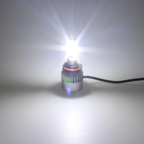 4pcs H1 H11 LED Headlight Kit For Kia Optima 11-15 Sorento 07-13 High Low Beam