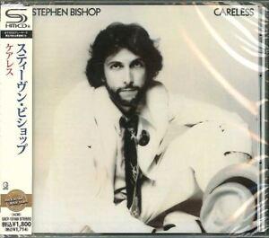 STEPHEN-BISHOP-CARELESS-JAPAN-SHM-CD-D50