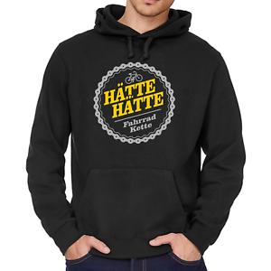Haette-Haette-Fahrradkette-Fahrrad-Kette-Sprueche-Lustig-Kapuzenpullover-Hoodie