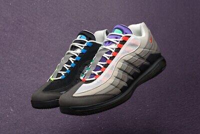 Nike Zoom Vapor RF x AM 95 Air Max 95 Greedy Roger Federer