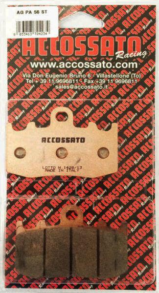 Fornito Pastiglie Accossato Sinterizzate Anteriori Bmw R850r Agpa56st Ampia Fornitura E Consegna Rapida
