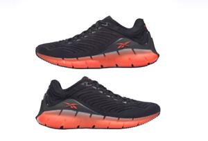 REEBOK-EH1724-ZIG-KINETICA-Mn-s-M-Black-Orange-Orange-Mesh-Athletic-Shoes
