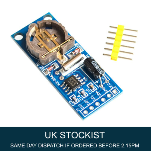 PCF8563 RTC Board Module Real Time Clock For Arduino Raspberry DS1302 DS3231
