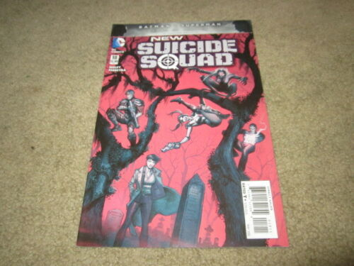 Suicide Squad comics YOU CHOOSE DC New 52 Rebirth 2011 2014 2016