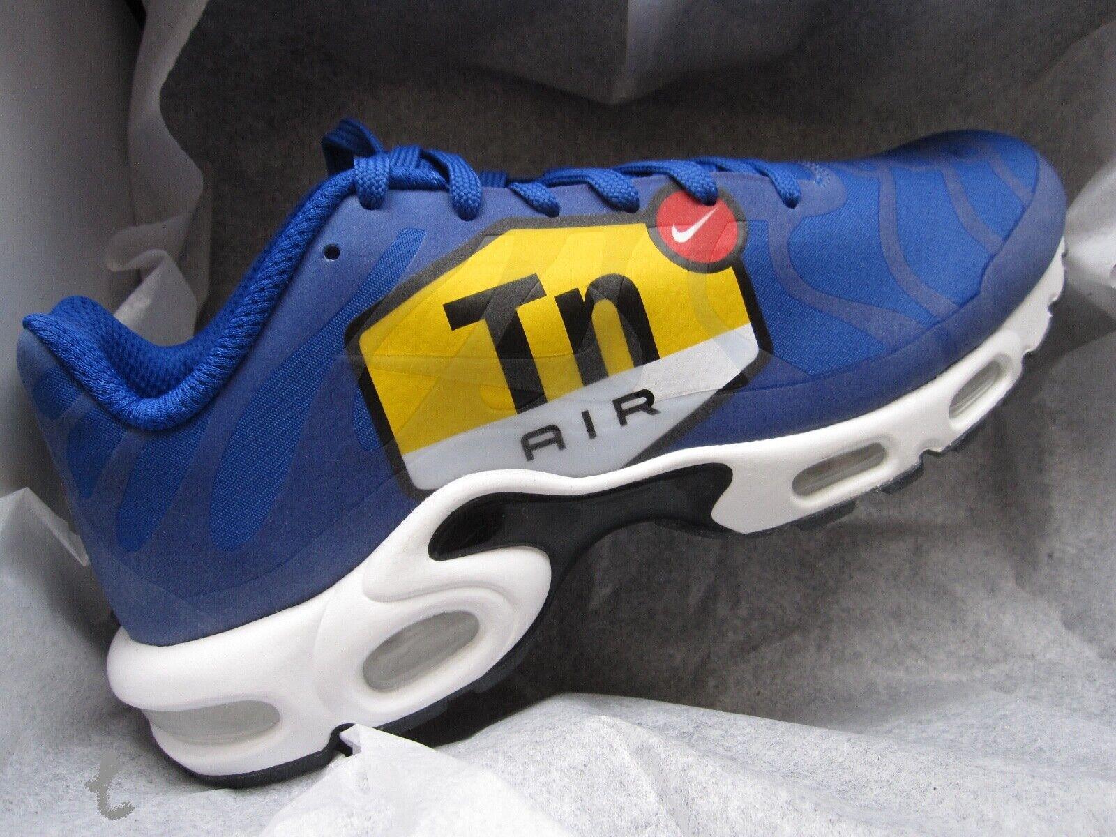 Nike Air Max Plus NS NS NS GPX (hombre ___ Talla 13 ___ últimos 1, AJ7181 400, logotipo sintonizado 8fcb71