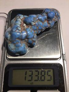 Lavender-Blue-Turquoise-Rare-Natural-Gem-Quality-NUGGET-133-85-carat