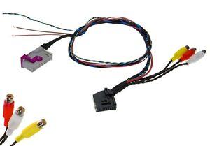 Kabelsatz-Ersatzkabel-Kabel-IMA-fuer-Audi-A2-A3-A4-A5-A6-A7-RNS-E-Basic-Plus