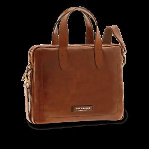 Cartella-Ventiquattrore-THE-BRIDGE-briefcase-pelle-borsa-tracolla-porta-Pc-14-034-a